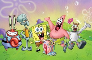 Wallpaper-Spongebob