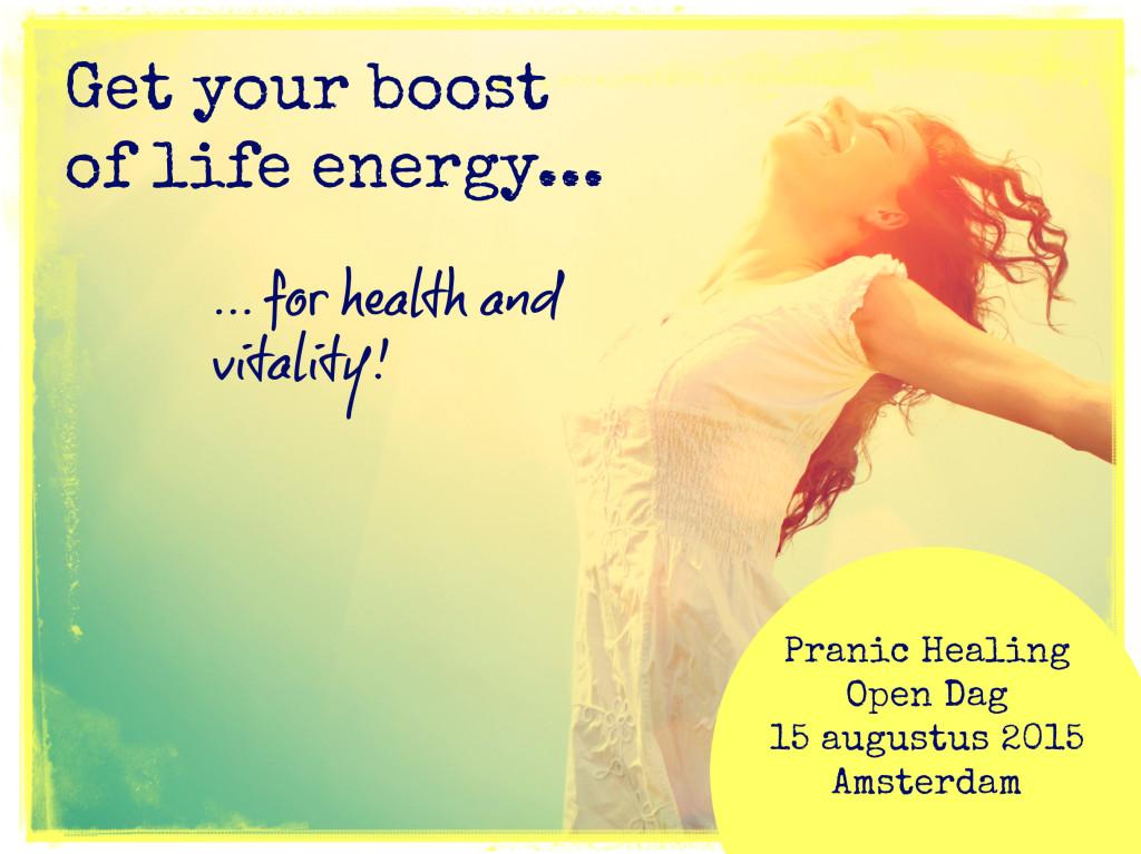 Geef jezelf een helende energieboost voor gezondheid en vitaliteit