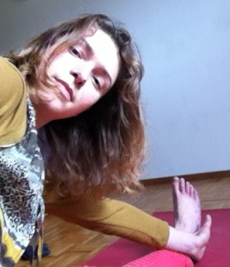 Voorbereiding op de yoga groepsles