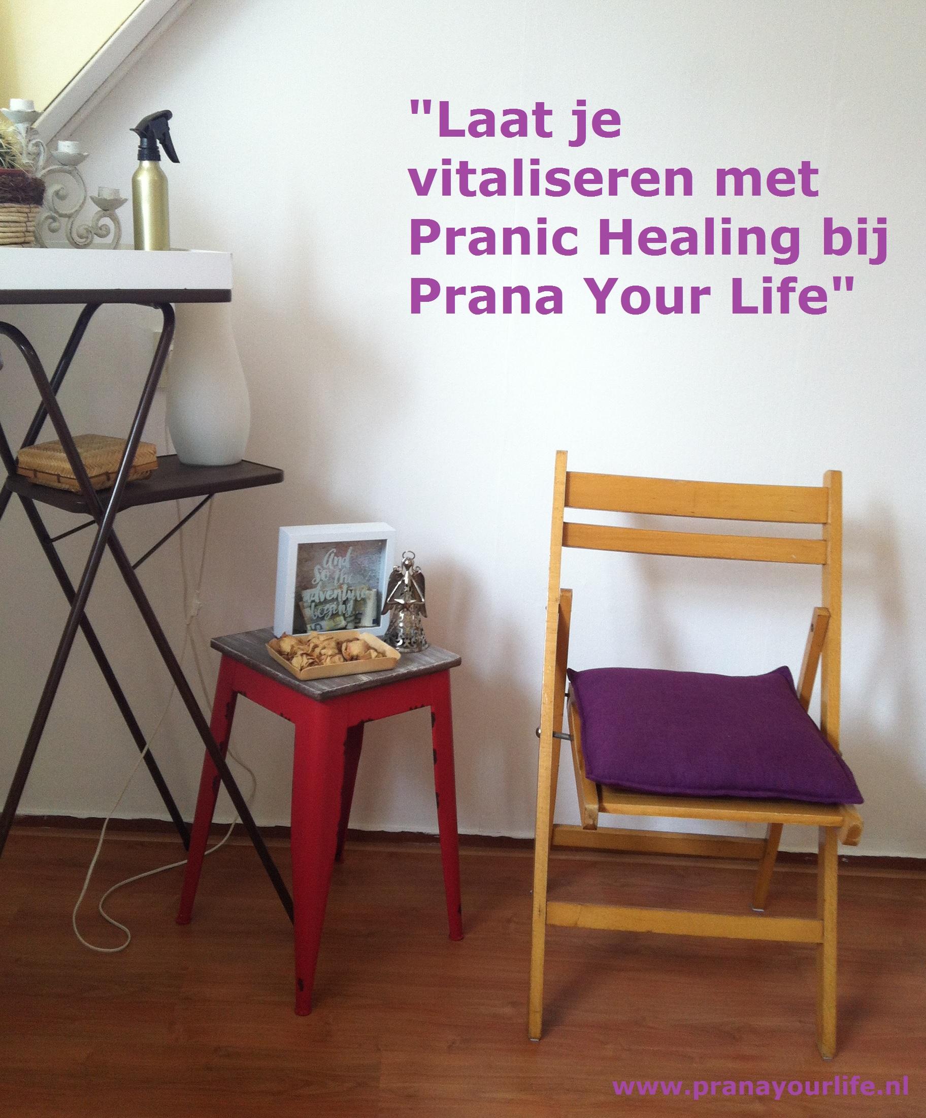 Laat je vitaliseren met Pranic Healing bij Prana Your Life. Voor emotionele rust, bewustwording, gronding, eigenwaarde, balans, keuzes maken, persoonlijke groei en ontwikkeling etc.